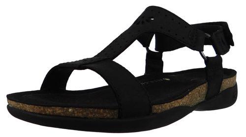 KEEN Damen Sandale Kaci Ana T-Strap Black Schwarz - 1020443 – Bild 1