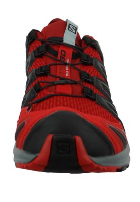 Salomon Herren Schuhe XA Pro 3D 406711 Weinrot Barbados Cherry Stormy Weather Black – Bild 5