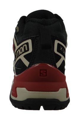 Salomon Herren Schuhe X Ultra 3 GTX Laufschuhe Trail Hiking Grau 406749 Bungee Cord Vintage – Bild 3