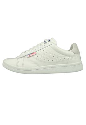 Superga Schuhe Damen Sneaker Ivan Lendl S00EFJ0 4832 Leder Weiss White – Bild 2
