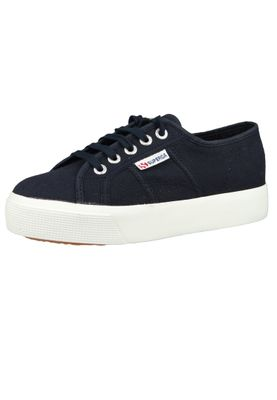 Superga Shoes Women Sneaker COTU Classic Blue 2730 F43 Navy White – Bild 2