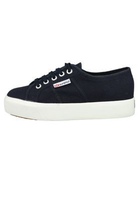 Superga Shoes Women Sneaker COTU Classic Blue 2730 F43 Navy White – Bild 3
