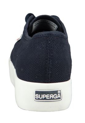 Superga Shoes Women Sneaker COTU Classic Blue 2730 F43 Navy White – Bild 4