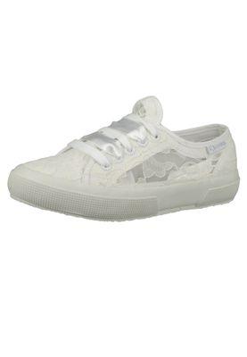 Superga Damen Schuhe Sneaker 2750 Weiss COTU Classic NewlaceW White – Bild 1
