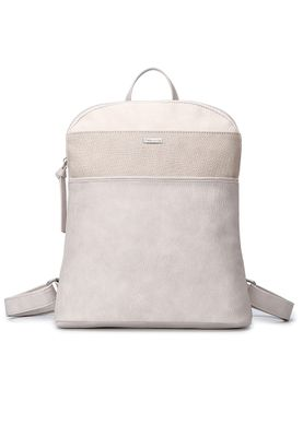 Tamaris Tasche Khema Backpack Grau Pepper Comb