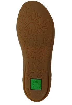 El Naturalista N5605T Cross Coral Friendly Ladies Leather Clasp Ballerina Camel Brown – Bild 7