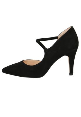 Caprice 9-24402-22 004 Damen Leder Black Schwarz High-Heel Sling Pumps – Bild 3