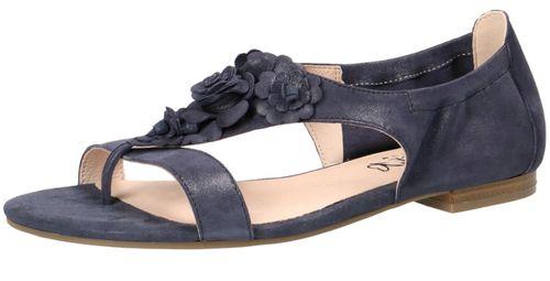 Caprice Women's Sandal Sandal Blue 9-28100-22 812 Navy Pearl – Bild 1