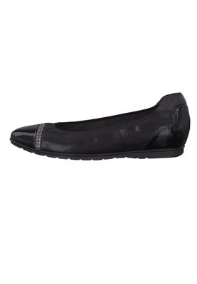 Tamaris 1-22109-22 098 Women's Black Comb Black Ballerina with TOUCH-IT sole – Bild 2