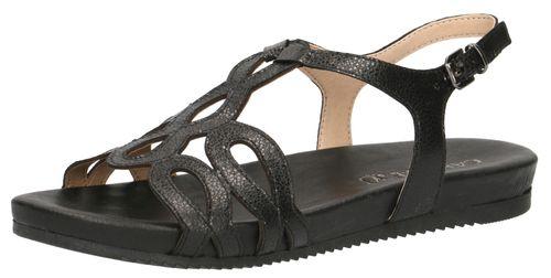 Caprice Women's Sandal Sandal Black 9-28102-22 812 Black Glitter – Bild 1