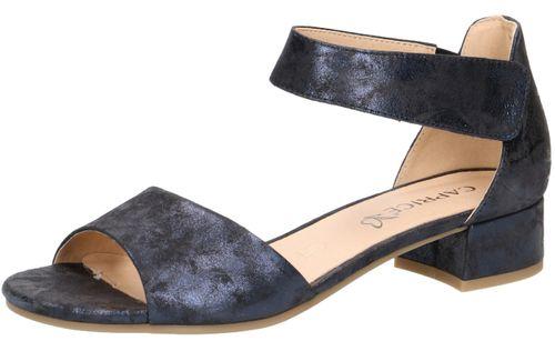 Caprice Women's Sandal Sandal Blue 9-28212-22 862 Ocean Shine – Bild 1