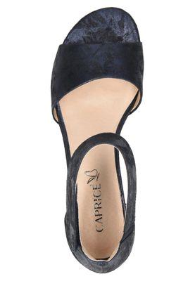 Caprice Women's Sandal Sandal Blue 9-28212-22 862 Ocean Shine – Bild 6