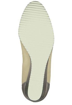 Tamaris 1-22308-22 192 Damen Champagne Metallic Gold Keilpumps – Bild 4