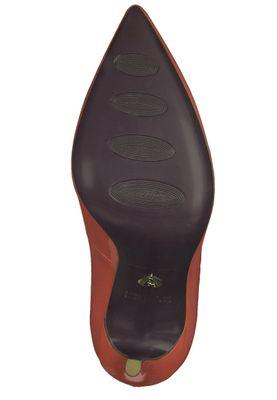 Tamaris 1-22400-22 524 Damen Red Patent Rot High-Heel Pumps Heart & Sole – Bild 4
