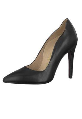 Tamaris 1-22400-22 001 Damen Black Schwarz High-Heel Pumps Heart & Sole – Bild 1