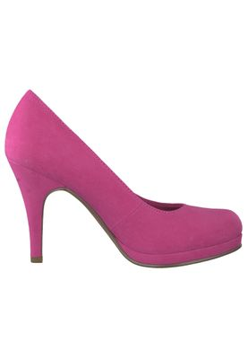 Tamaris 1-22407-22 513 Damen Fuxia Pink Plateau Pumps High-Heel – Bild 2