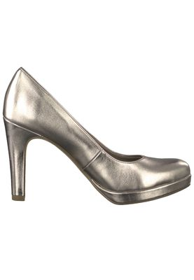 Tamaris 1-22426-22 952 Damen Rose Metallic Rosa Gold Plateau Pumps High-Heel mit TOUCH-IT Sohle – Bild 2