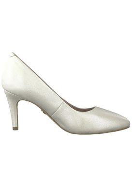 Tamaris 1-22431-22 101 Damen White Pearl Weiss Pumps Heart & Sole – Bild 2