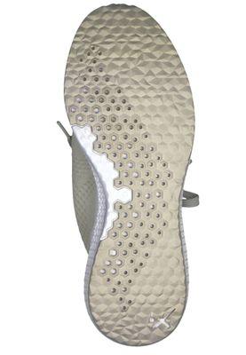 Tamaris 1-23714-22 205 Damen Stone Grau Sneaker sportlicher Schnürschuh – Bild 4