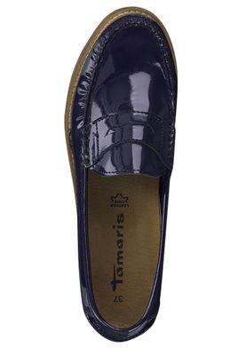 Tamaris Mokkasin Slipper Blue 1-24616-24 805 Navy – Bild 5