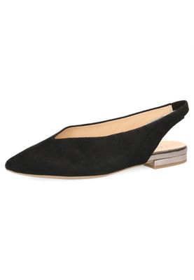Caprice 9-24402-22 004 Women's Leather Black Black Sling Pumps – Bild 2