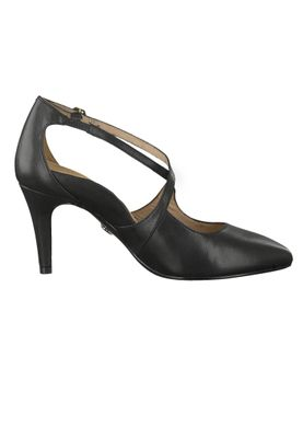 Tamaris 1-24402-22 001 Damen Black Schwarz Riemchenpumps Heart & Sole – Bild 2