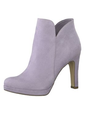 Tamaris 1-25316-22 551 Damen Lavender Flieder Lila Stiefelette High Heeled Ankle Boot mit TOUCH-IT Sohle – Bild 1