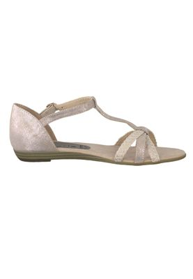 Tamaris 1-28137-22 521 Womens Rose Pink Roman Sandals Sandal – Bild 2