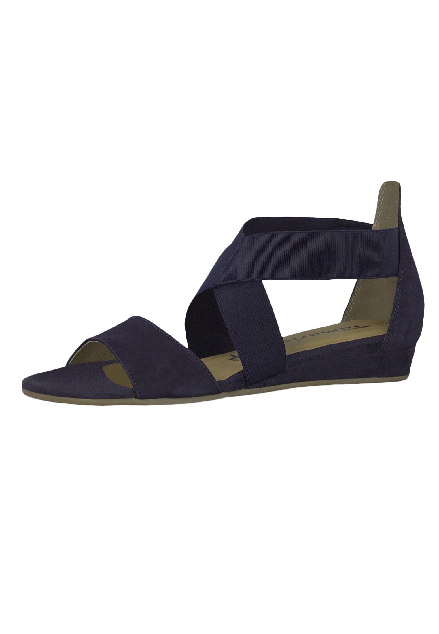 Sandalen von Tamaris in Blau für Damen