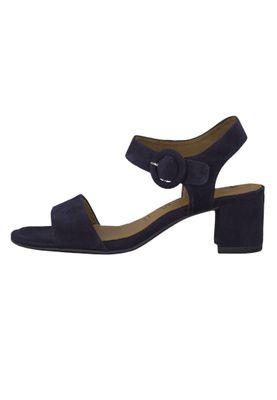 Tamaris 1-28324-22 805 Damen Navy Blau Sandale Sandalette mit TOUCH-IT Sohle – Bild 3