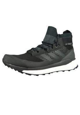 adidas TERREX FREE HIKER GTX G26535 Herren Hiking Wanderschuhe core black Schwarz – Bild 2