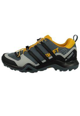 adidas TERREX SWIFT R2 G26558 Herren Outdoor Hikingschuhe onix Gelb – Bild 2