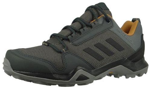 adidas TERREX AX2R GTX AC8032 Men's Hiking Outdoor Shoes Core Black / Core Black / Blue Beauty Black Blue – Bild 1