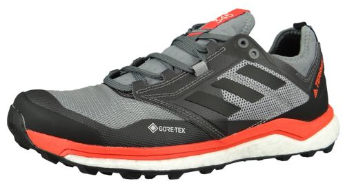 adidas TERREX AGRAVIC XT AC7660 Men's Outdoor Hiking Shoes core black / gray five / hi-res red Black – Bild 1
