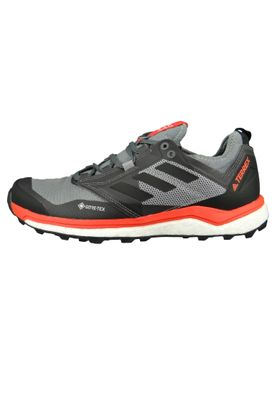 adidas TERREX AGRAVIC XT AC7660 Men's Outdoor Hiking Shoes core black / gray five / hi-res red Black – Bild 3
