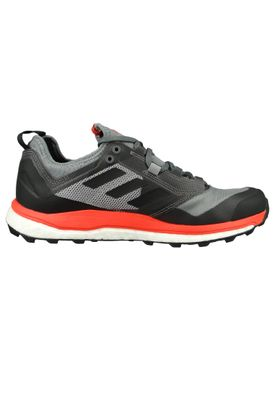 adidas TERREX AGRAVIC XT AC7660 Men's Outdoor Hiking Shoes core black / gray five / hi-res red Black – Bild 5