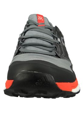 adidas TERREX AGRAVIC XT AC7660 Men's Outdoor Hiking Shoes core black / gray five / hi-res red Black – Bild 6