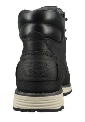 Levis Arrowhead 228777-829-159 Herren Walking Boots Stiefelette Regular Black Schwarz – Bild 3