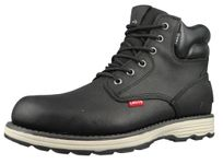 Levis Arrowhead 228777-829-159 Herren Walking Boots Stiefelette Regular Black Schwarz 001