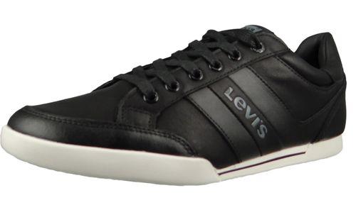 Levis Turlock K 2.0 230629-1762-59 Schuhe Sneaker Regular Black  Schwarz – Bild 1