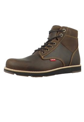 Levis JAX Plus 230671-777-29 Herren Ankle Boots Stiefelette Dark Brown Braun – Bild 1