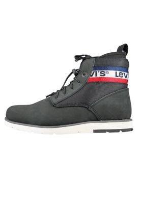 Levis JAX Lite Sportswear 230674-703-59 Herren Ankle Boots Stiefelette Regular Black Schwarz – Bild 2