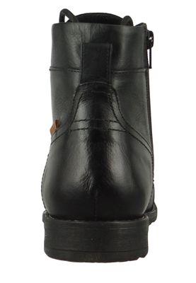 Levis Reddinger 230681-777-59 Herren Ankle Boots Stiefelette Regular Black Schwarz – Bild 3