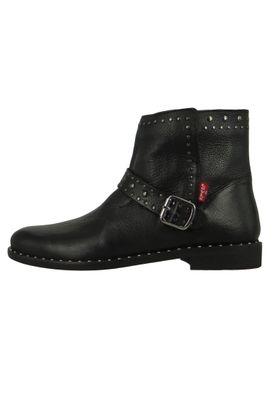 Levis Tenexy 230679-1700-59 Damen Ankle Boot Stiefelette Regular Black Schwarz – Bild 2