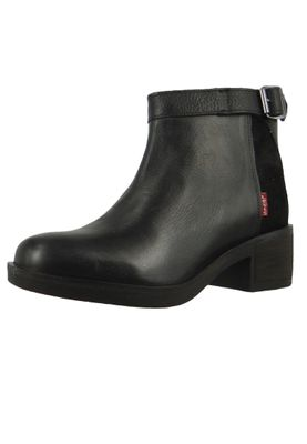 Levis Meiss 230684-1700-59 Damen Ankle Boot Stiefelette Regular Black Schwarz – Bild 2