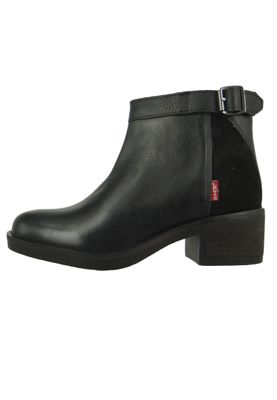 Levis Meiss 230684-1700-59 Damen Ankle Boot Stiefelette Regular Black Schwarz – Bild 3