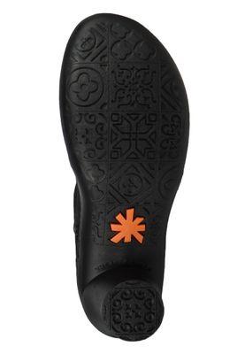 Art Damen Leder Stiefel Alfama Black Schwarz 1449 – Bild 6
