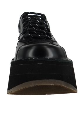 Art Women's Leather Trainers Melbourne 1009 Black Black – Bild 6