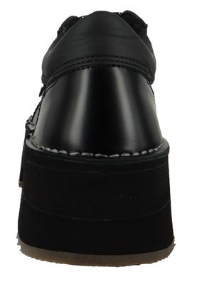 Art Women's Leather Trainers Melbourne 1009 Black Black – Bild 4