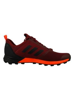 adidas TERREX SPEED G26390 Herren Outdoor Trailrunning collegiate burgundy Rot – Bild 4